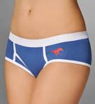SMU Mustangs Boybrief Panty