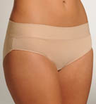 Wonderful Edge Wide Band Cotton Hipster Panty