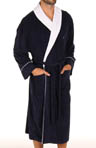 Anchor Knit Terry Robe