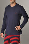 Thermal Knit Crewneck