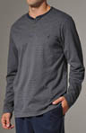 Sueded Knits Henley