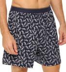 Tackle Fish Print Knit Boxer