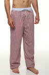 Mini Check Woven Sleep Pant