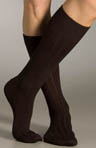 3-Pack Rayon Texture Sock