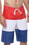 PBR Stripes Boardshorts