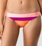 Color Block Basic Swim Bottom