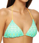 Fiji Triangle Swim Top