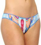 Paisley Pearls Hip Bikini Panty