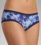 Out of The Blue Mesh Boyshort Panty