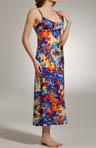 Tropical Getaway Mesh Maxie Nightgown