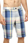 Blown Out Plaid Short