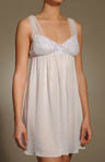 Sheer Fantasy Lace Trim Chemise