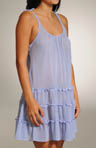 Candy Stripe Tie Shoulder Chemise