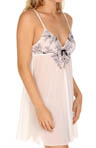 Lacey Whispers Georgette Chemise