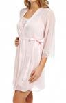 Lavish Lace Short Robe