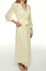 Lace Trellis Long Robe