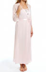Lavish Lace Long Robe