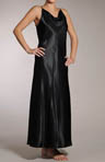 Moonlight Reflections Charmeuse Gown