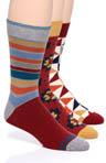 Men's Heritage Crew Sock Bundle - 3 Pack