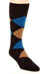 Beaulieu Cashmere Argyle Sock