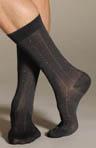 Bellringer Cotton Lisle Fancy Socks