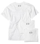3 Pack Pure Cotton V-Neck