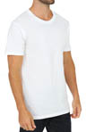 Basic Crew Neck T-Shirts - 3 Pack