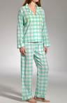 Cotton Voile Gingham Pajama