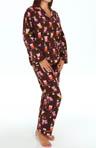 Fall Into Flannel Owl Pajama Set