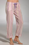 Pretty Perfect Rolled Capri Sleep Pant