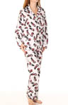 Shoe Lover Flannel PJ Set