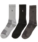 Technical Crew with Arch Support Socks - 3 Pack