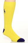Big Pony Rib Casual Socks