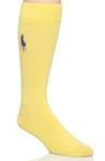 Big Pony Flat Knit Socks
