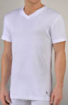 Refined Cotton V-Neck T-Shirts - 2 Pack