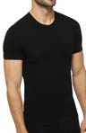 Slim Fit Stretch Crewneck T-Shirts - 2 Pack