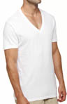 V-Neck T-Shirts - 6 Pack