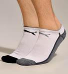 No Show Socks - 2 Pack