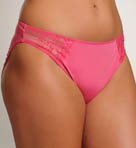 Embroidered Trim Panty