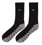 Wave Sole Crew Socks - 2 Pack