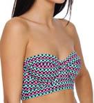Tribal Wave Underwire Swim Top