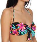 Tropic Vibe Bandeau Swim Top