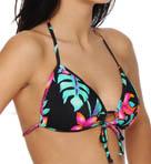 Tropic Vibe Sweetheart Swim Top
