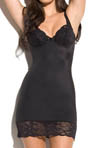 Pretty Chemise with Underwire Padded Bra