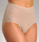 Commander In Brief Shaper Lace Trim  Brief