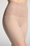 Order In The Short-Shaper Short With Lace Trim
