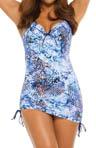 Blue Nile Bra-llelujah! Swim Dress Swimwear