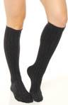 Socks Rock Ribbed Sweater Socks