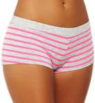 Color Splash Boyshort Panty