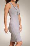Supima 2x1 Tank Dress